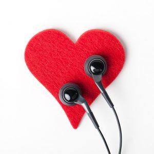 luisteren op hartsniveau